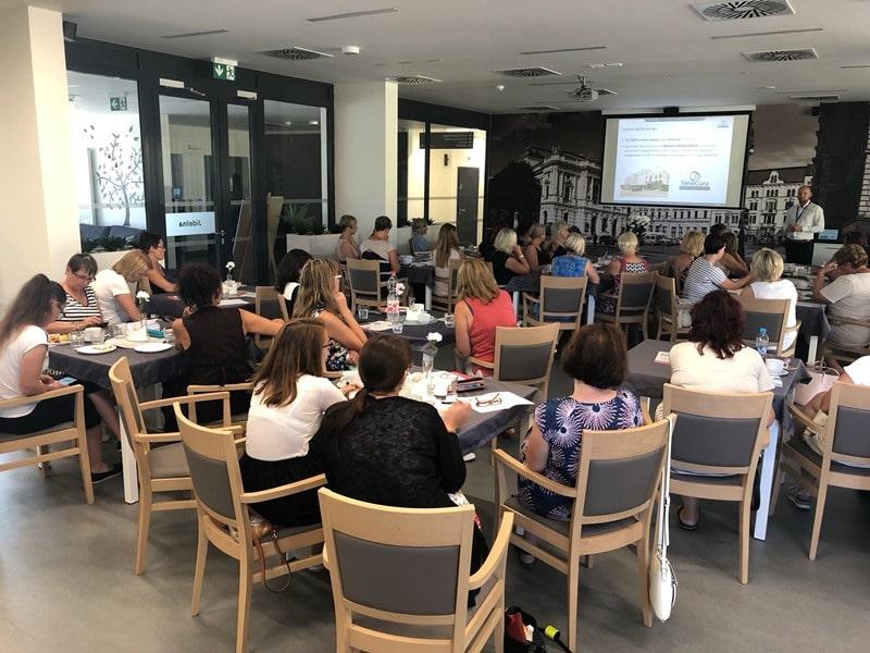 SeniorCentrum Liberec hostilo setkání sociálních pracovnic Libereckého kraje