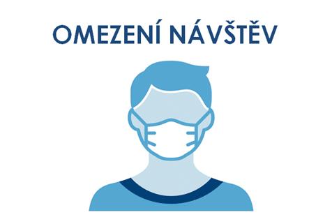 OMEZENÍ NÁVŠTĚV SeniorCentrum Liberec